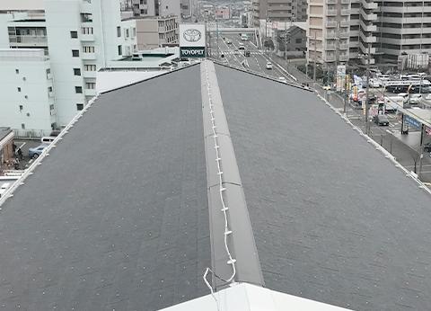 屋根・板金工事